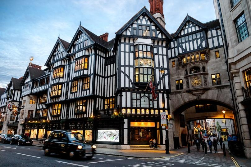 Guided Tour of Soho in London