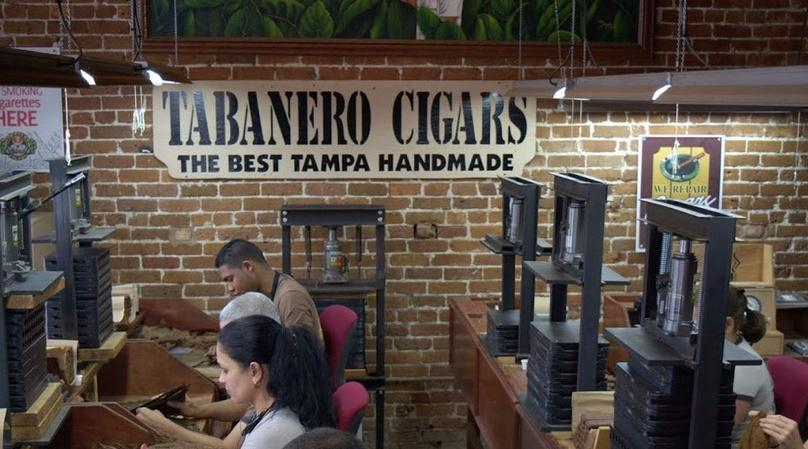 Cigar Factory Tour in Ybor City