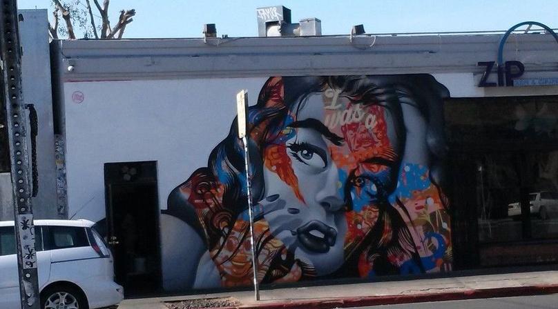 Los Angeles Arts District & Grammy Museum Tour