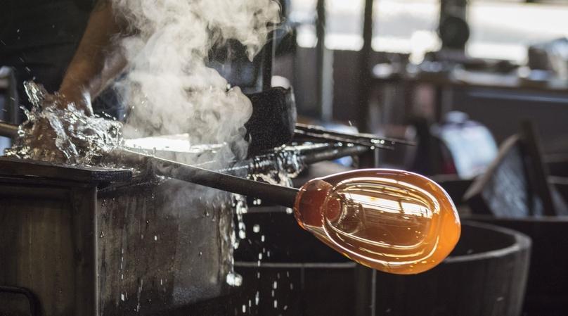 Open Glassworking Studio in Woodinville