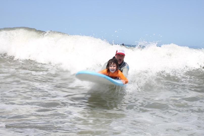 Two-Hour Private Surf Lesson at Pacifica State Beach