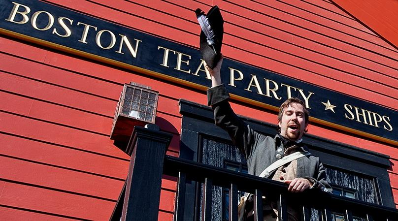 Boston Tea Party Ships & Museum Tour