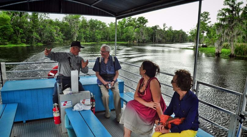 Grand Tour of Cajun Country with Bayou Boat