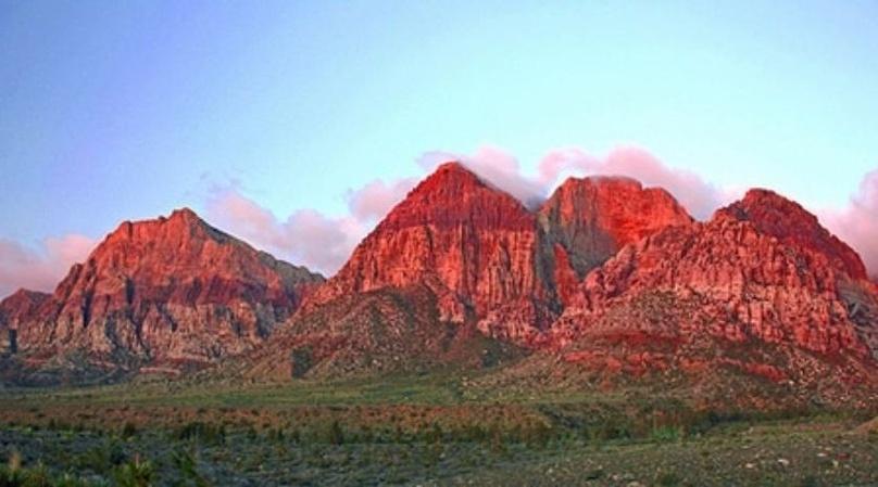 Red Rock Canyon & Mount Charleston Tour