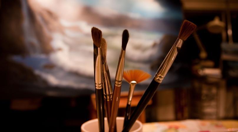Art Class & Baked Goods in Waialua