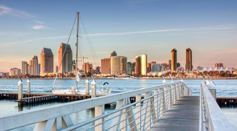 Old Town Running Tour in San Diego