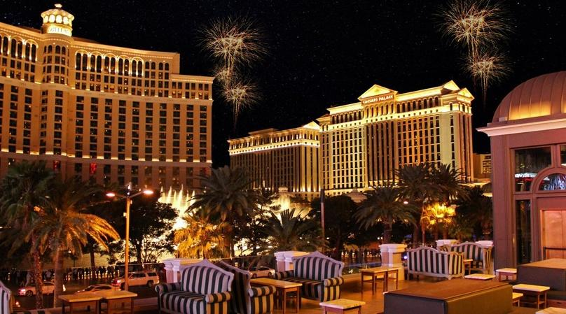 Las Vegas New Year's Eve Club Crawl with MARSHMELLO