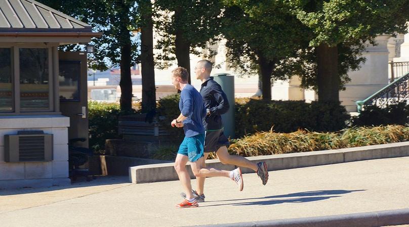 Eastern Market & Capitol Hill 5K Running Tour in Washington D.C.