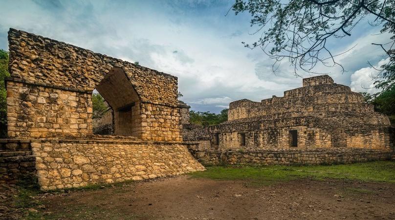Ek Balam and Cenote Maya Tour