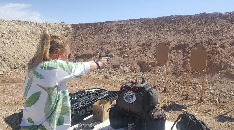 Southern Utah Shooting Range 2nd Amendment Package