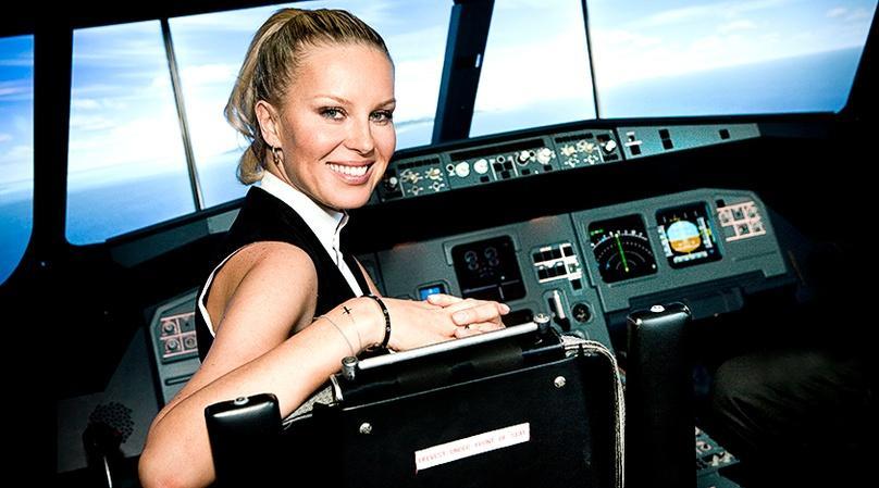London Half Hour Flight Simulator Lesson