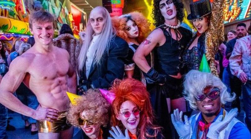 Fremont Las Vegas Halloween Club Crawl