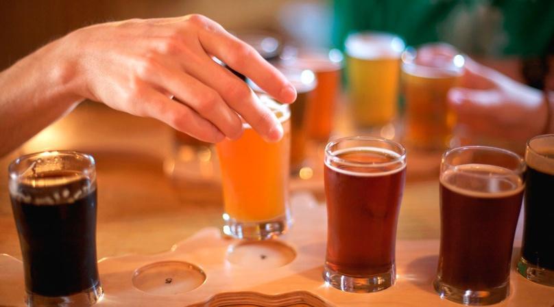 Mid-Island Beer Tour in Freeport