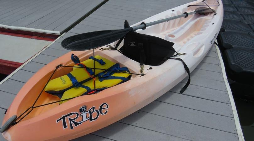 Hourly Single Kayak Rental in Daytona