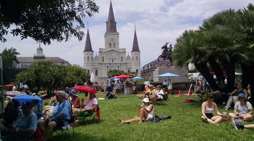 New Orleans Bus Tour & French Quarter Walking Tour Combo