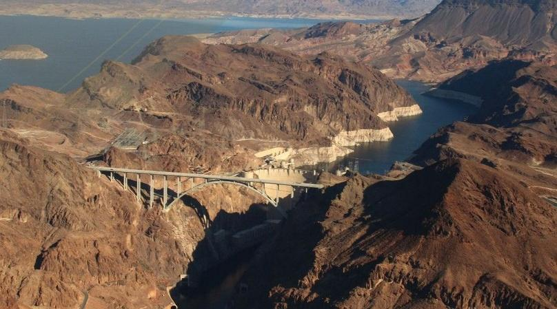Lake Mead, Hoover Dam, & Memorial Bridge Tour