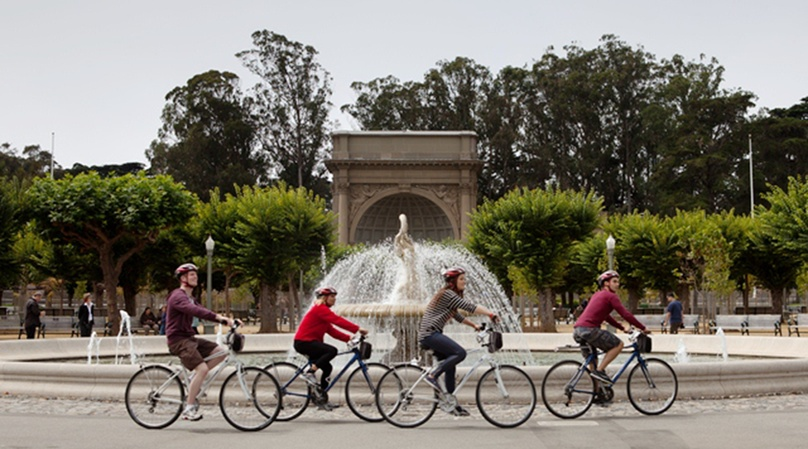 Golden Gate Bridge Self-Guided Bike Tour