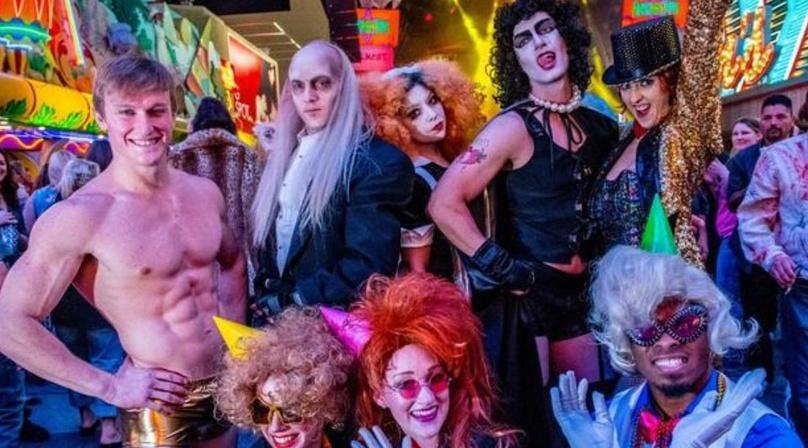 Hollywood Halloween Pub Day Crawl