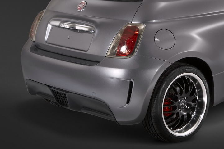 Fiat 500 Bev Electric Vehicle Bound For Us Market Report
