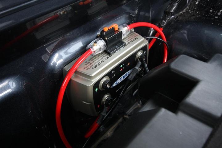 Ctek D250s Dual Dc