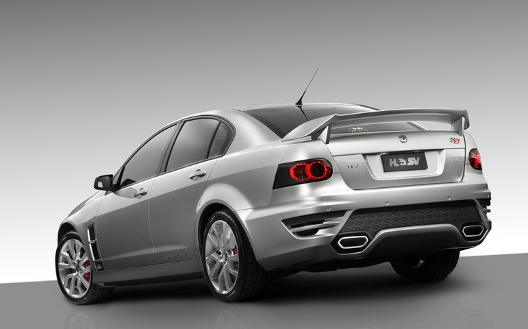 2010 HSV E-Series 2 Range Launched