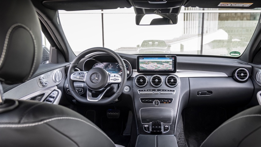 2018 Mercedes-Benz C-Class