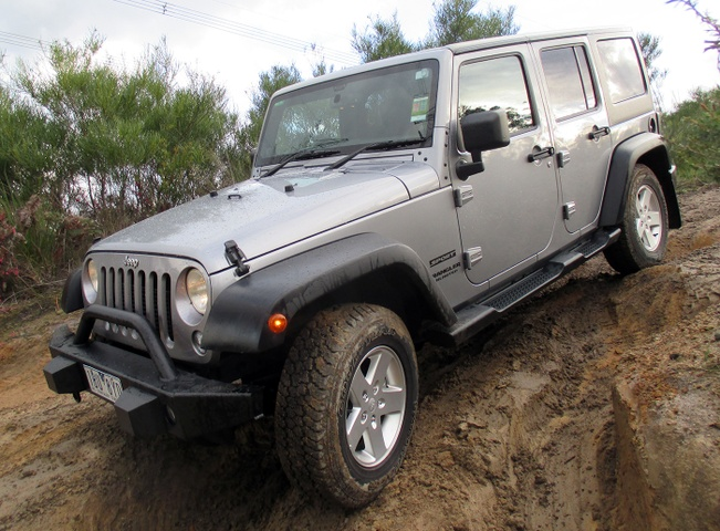 Diesel Jeep Wrangler >> Jeep Wrangler Diesel Review 2014 Unlimited Sport 2 8 Crd Automatic