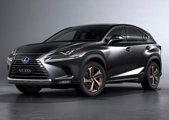 Lexus 2018 Suv >> 2018 Lexus Nx Early Facelift For Smallest Lexus Suv