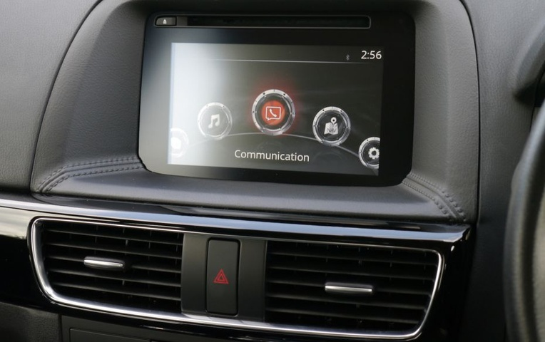 Mazda Moves On Apple Carplay And Android Auto Will Offer Retrofitting