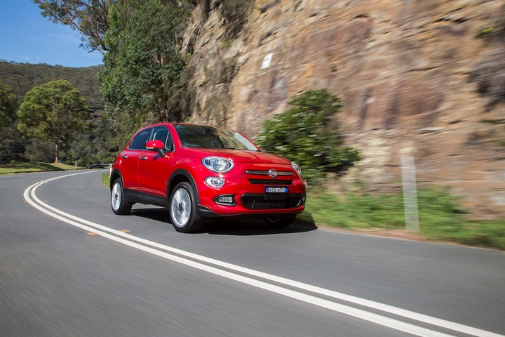 Fiat 500X - 2016 Price and Features For Australia