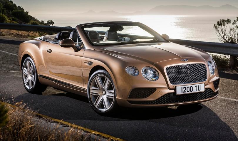 0 Bentley Continental