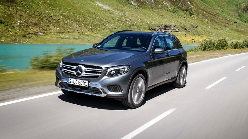 2018 Mercedes-Benz GLC220