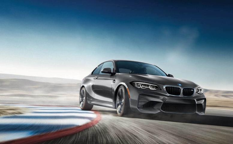 BMW M2 Competition Likely Before CSL Hero