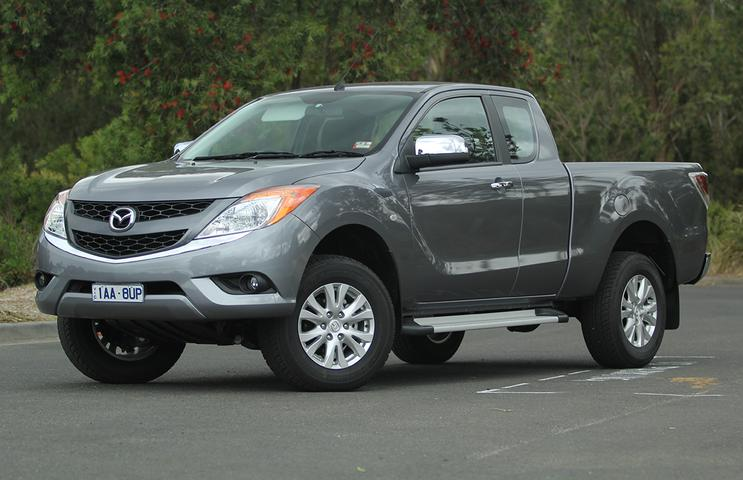 Mazda BT-50 Recalled Over Automatic Transmission Sensor Failure