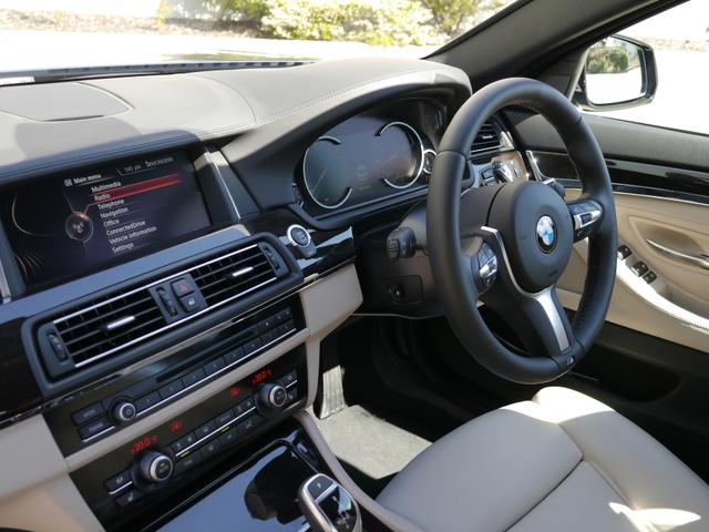2015 BMW 535i Exclusive M Sport Review - The Velvet Hammer