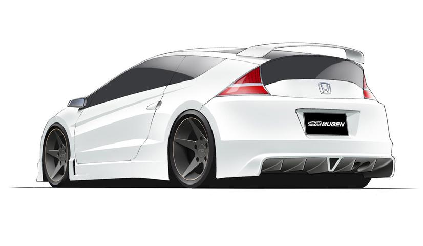 Supercharged Honda CR-Z Confirmed For Production, UK Only
