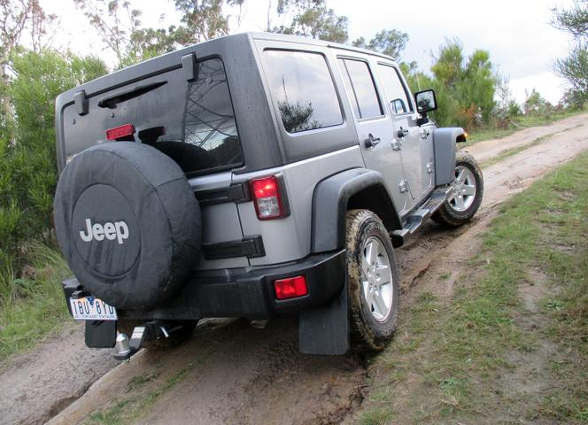 Jeep Wrangler Diesel Review: 2014 Unlimited Sport 2 8 CRD Automatic