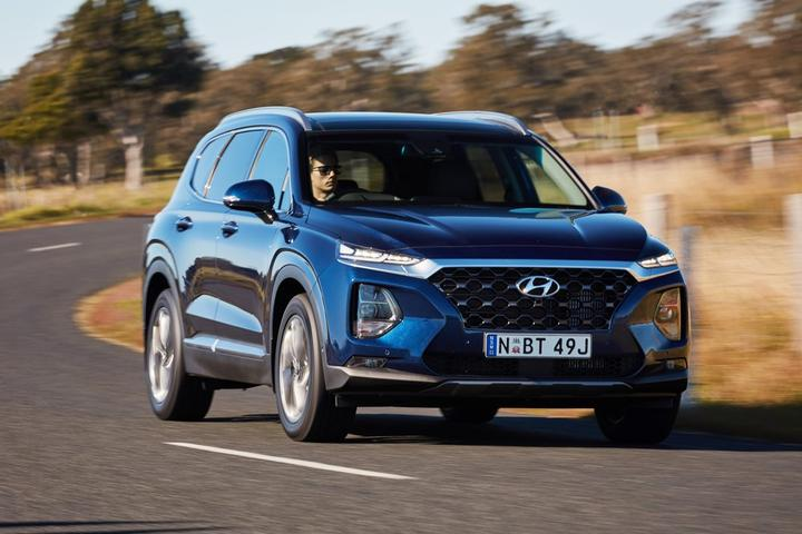 2018 Hyundai Santa Fe first drive review