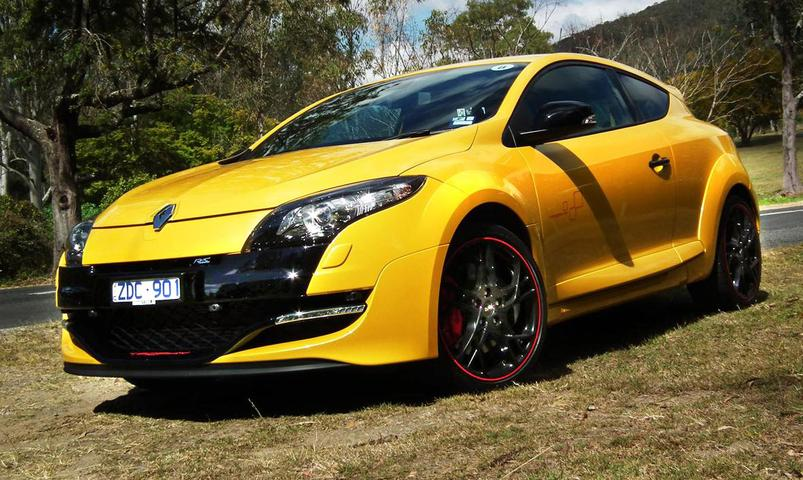 Renault Megane RS 265 Cup And Megane RS 265 Trophy 8:08 First Drive