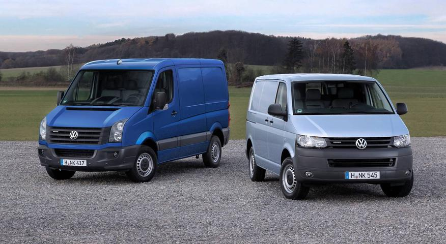 VW Transporter And Crafter BlueMotion Under Consideration For Australia