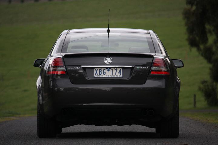 2009 Holden Calais V AFM Road Test Review