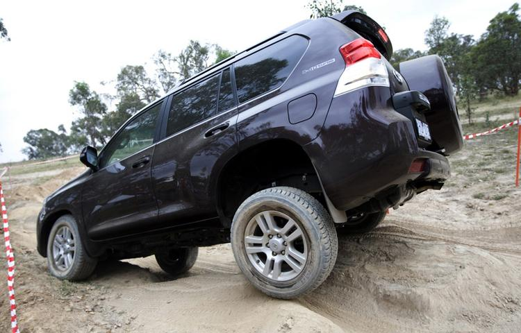 2010 Toyota Prado First Drive Review
