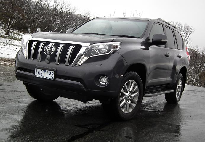 2014 Toyota Prado Review: GX, GXL, VX And Kakadu
