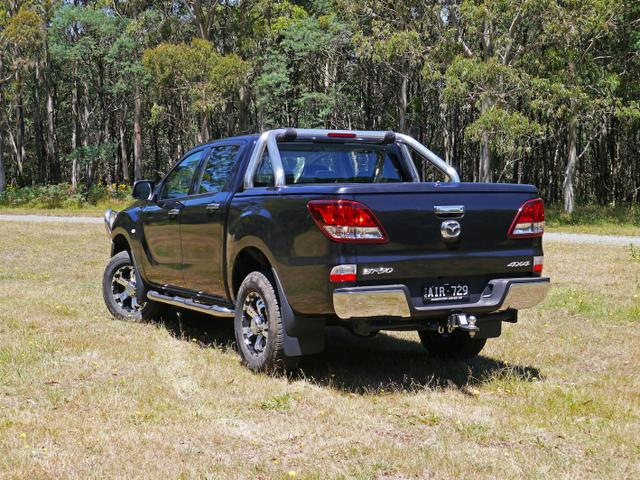 2017 Mazda BT-50 XTR 4x4 Dual Cab Review | Workhorse Feel With