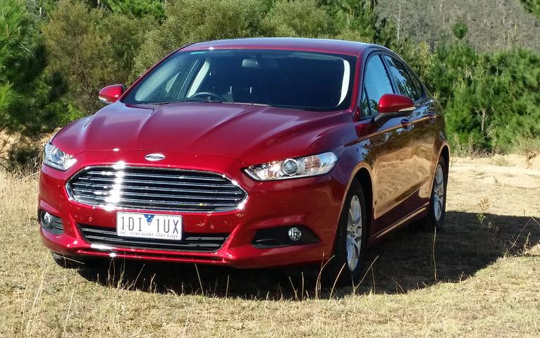 Ford Mondeo Review: 2015 Ambiente, Trend And Titanium - Is