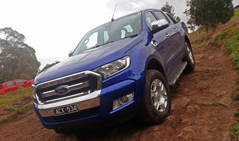 Ford Ranger REVIEW 2016 Australian Launch - Ford's Tough Truck Still