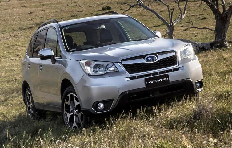 2013 Subaru Forester Pre-Launch Review