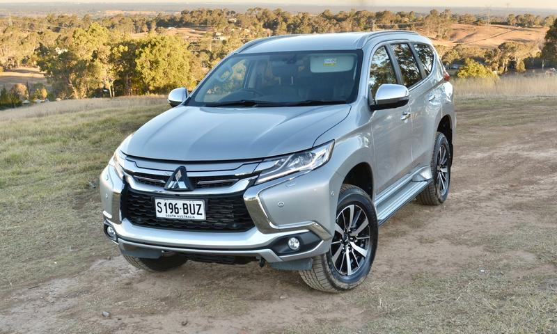 2018 Mitsubishi Montero Sport: Design, Specs >> Mitsubishi Pajero Sport Exceed 2018 New Car Review