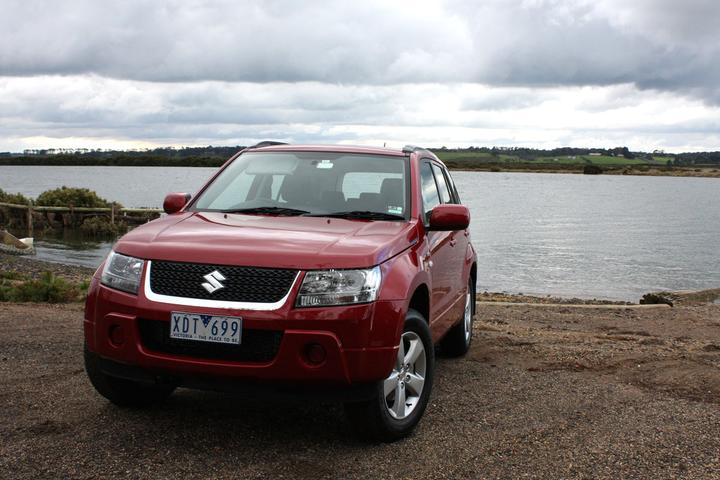 2009 Suzuki Grand Vitara DDiS Road Test Review