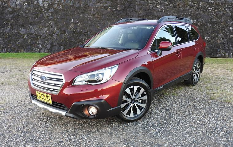2016 Subaru Outback Diesel REVIEW | 2 0D Premium CVT - Wagon Style